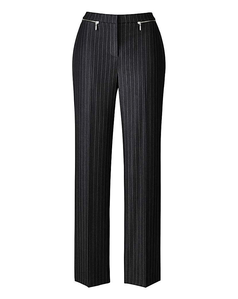 MAGISCULPT Tapered Leg Trousers Ex Short