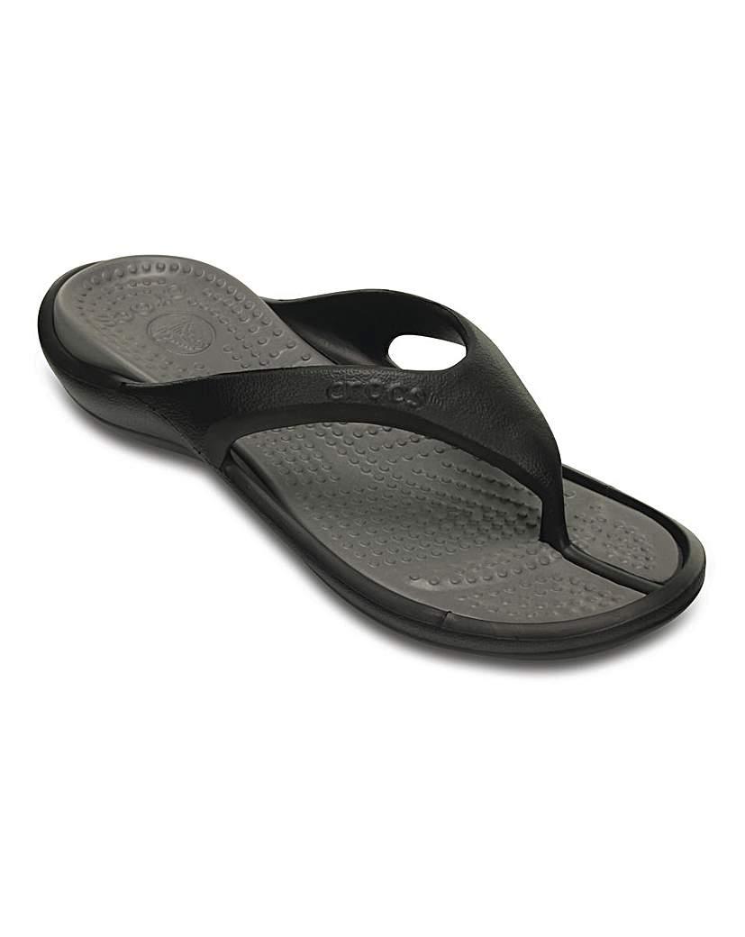 Image of Crocs Athens II Flip Sandals