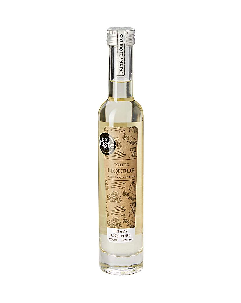 Friary Vintners Toffee Vodka