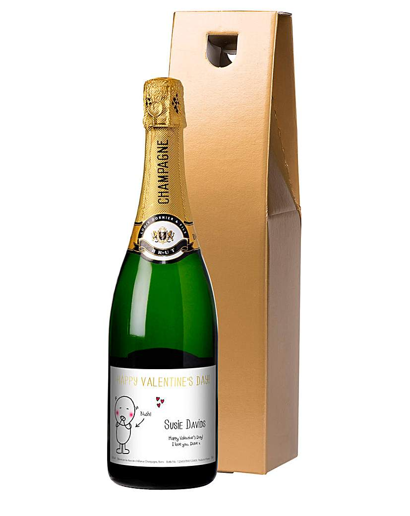 Personalised Occassion Champagne
