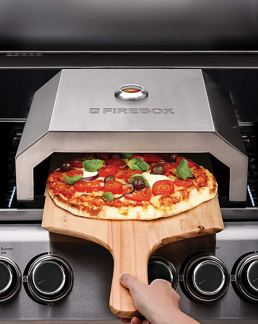 La Hacienda Firebox BBQ Pizza Oven