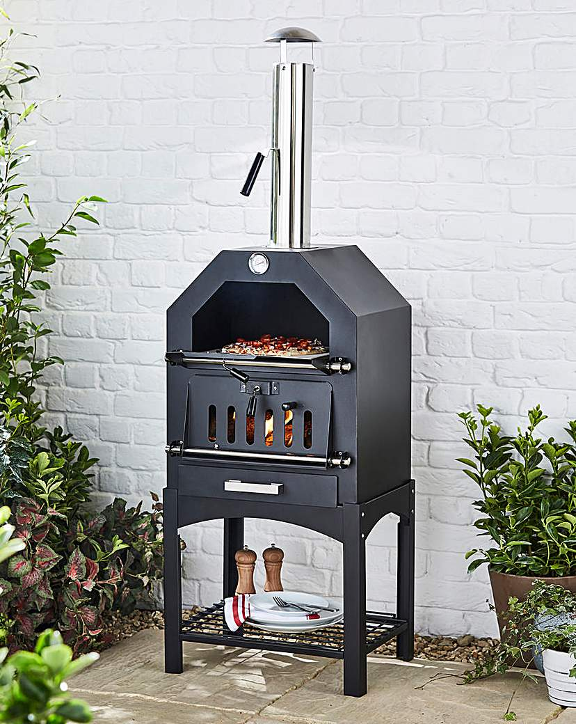 La Hacienda Outdoor Oven