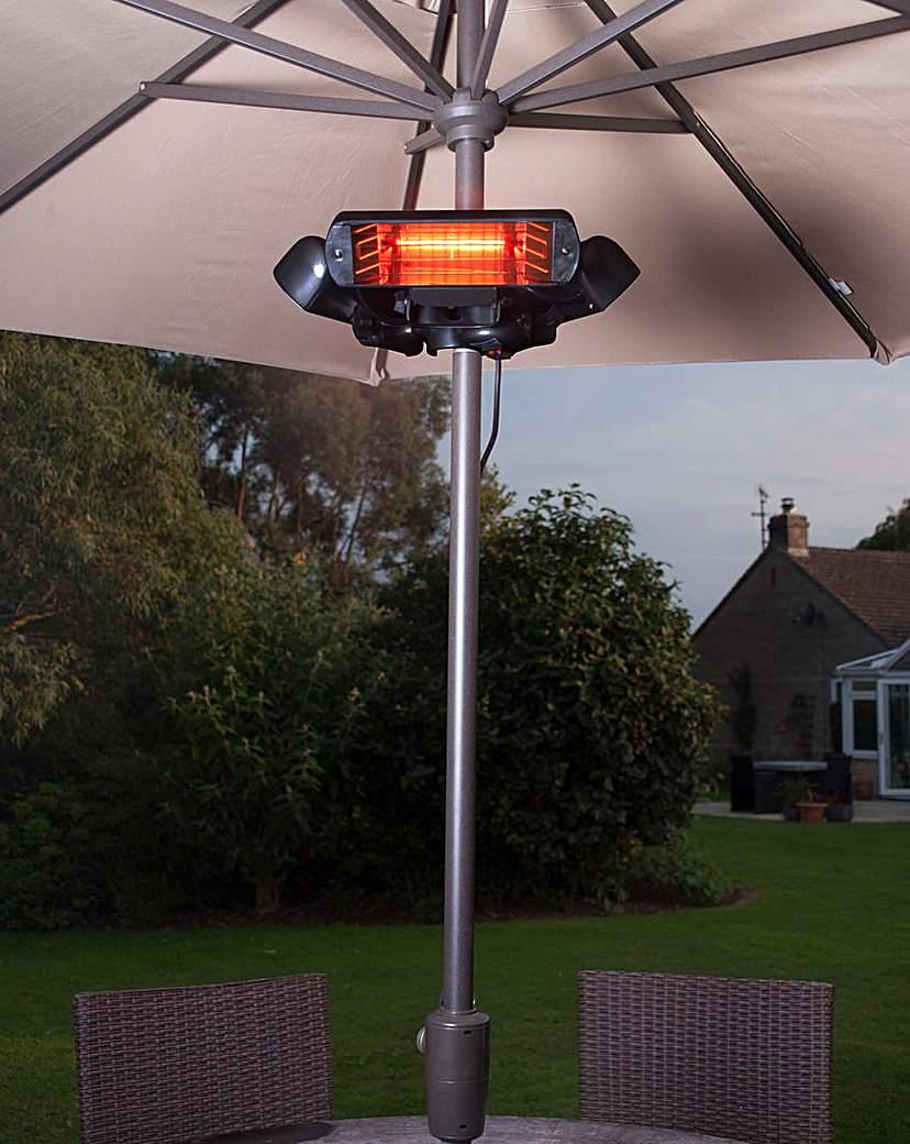La Hacienda Infrared Parasol Heater