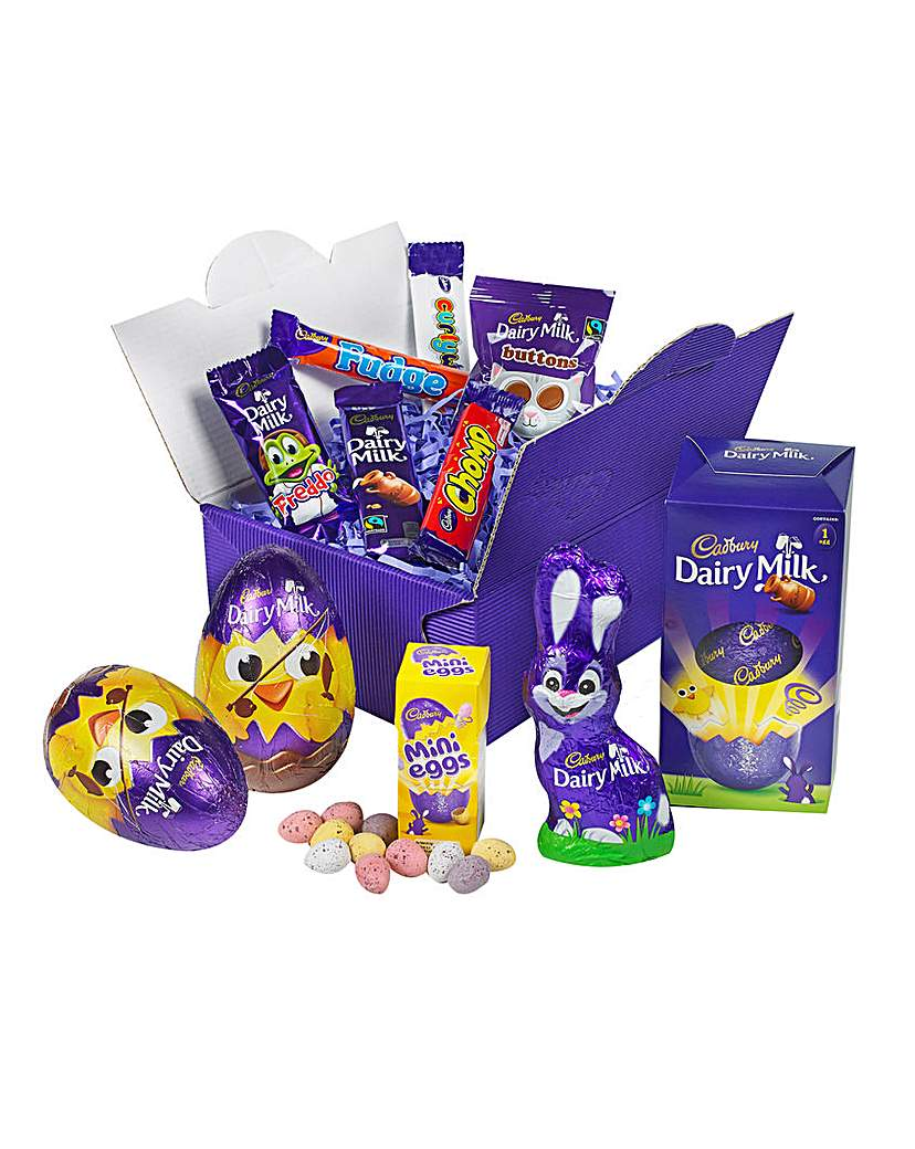 Image of Cadbury Little Ones Easter Treasure