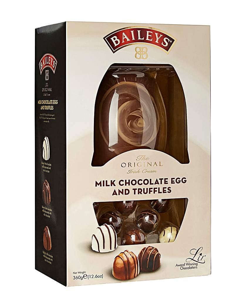 Luxury Baileys Easter Egg with Truffles