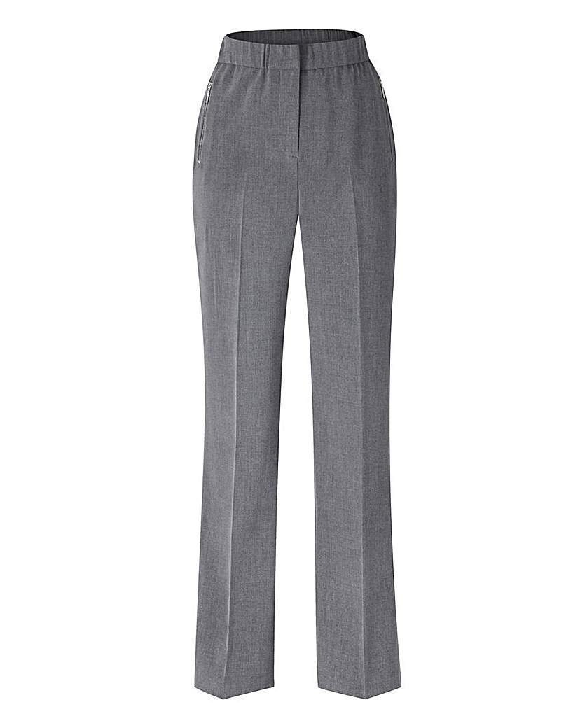 MAGISCULPT Straight Leg Trouser Regular.