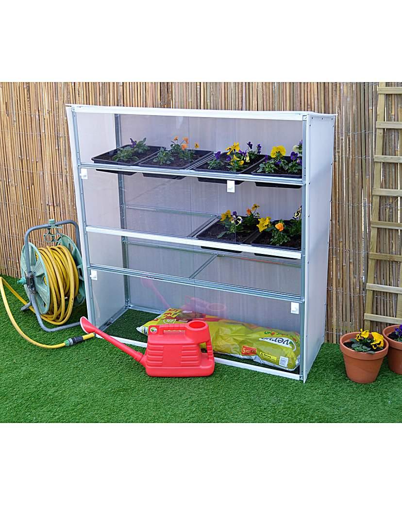 plant house 12 tray capacity