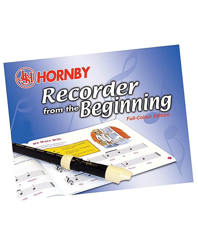 Image of Recorder Tutor Book