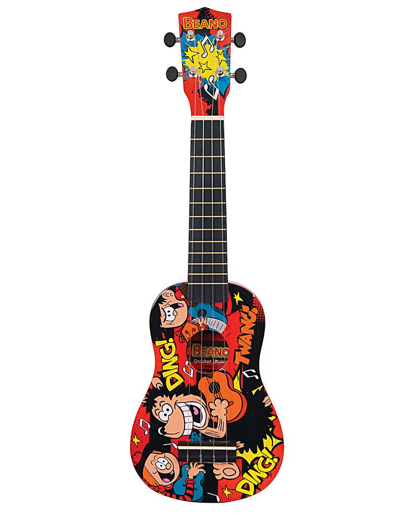 Image of Beano Gnasher Ukulele