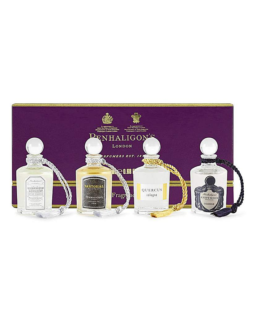 Product photo of Penhaligon s mens mini fragrance set