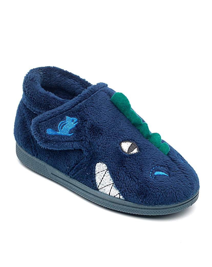 Image of Chipmunks Dino slippers