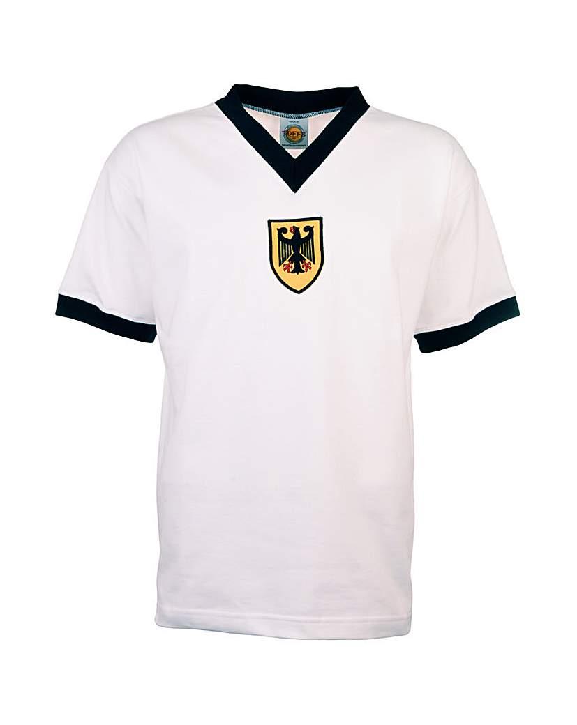 West Germany Football Shirt
