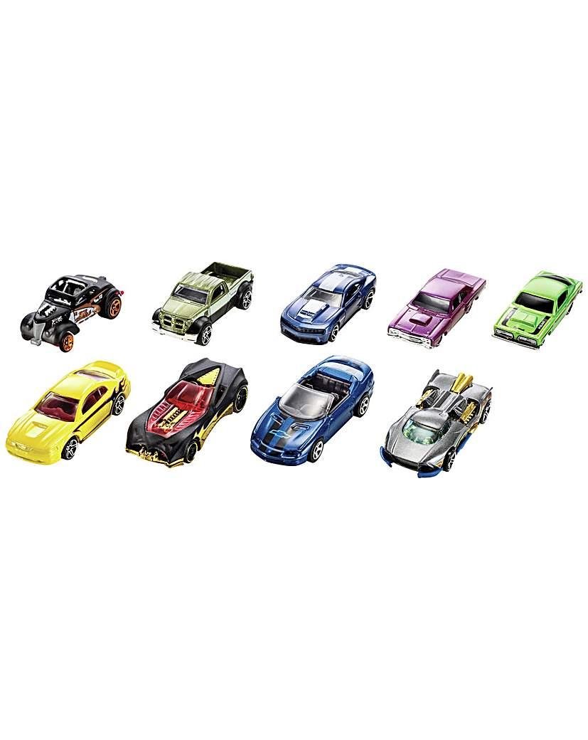 Hot Wheels Car - 9 Pack Assortment