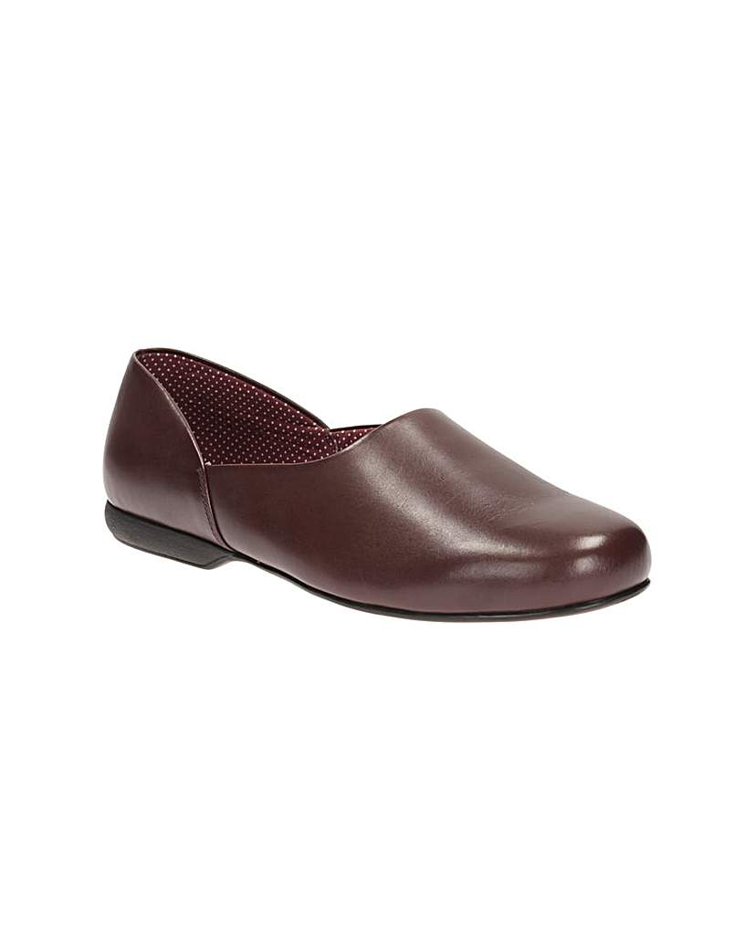 Clarks Harston Lounge Slippers