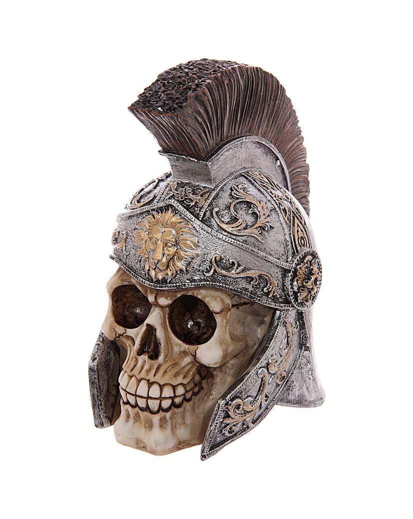 Novelty Centurion Skull Ornament