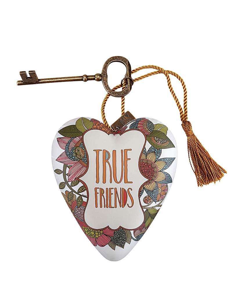 Image of Art Hearts True Friends Art Heart