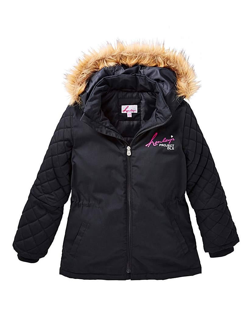 Image of Henleys Girls Seraphina Coat