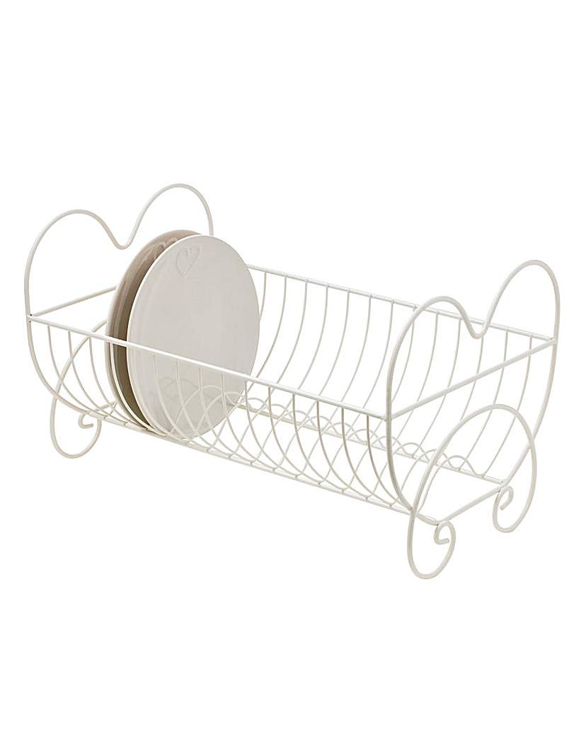 Image of Country Hearts Dish Drainer