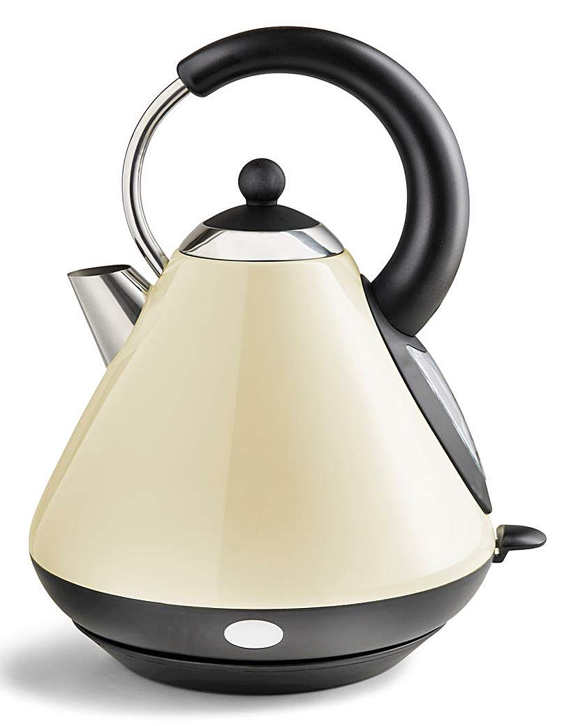 JDW Pyramid Country Cream Kettle