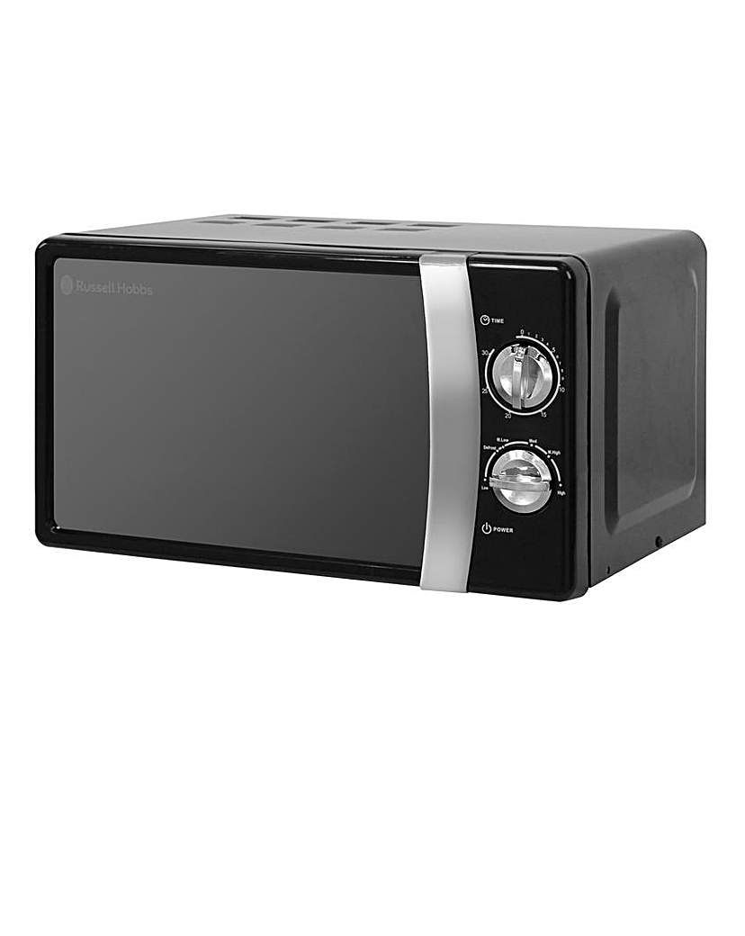 Russell Hobbs 17L Manual Microwave