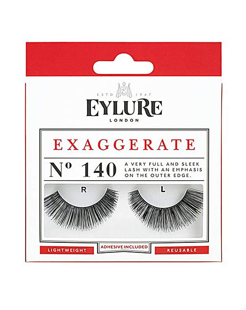 Image of Eylure Exaggerate Lash 140