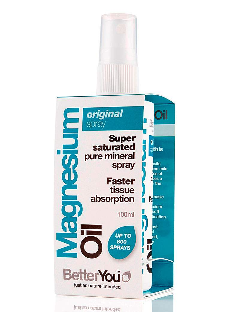 Image of Better You Magnesium Oil Original Spray