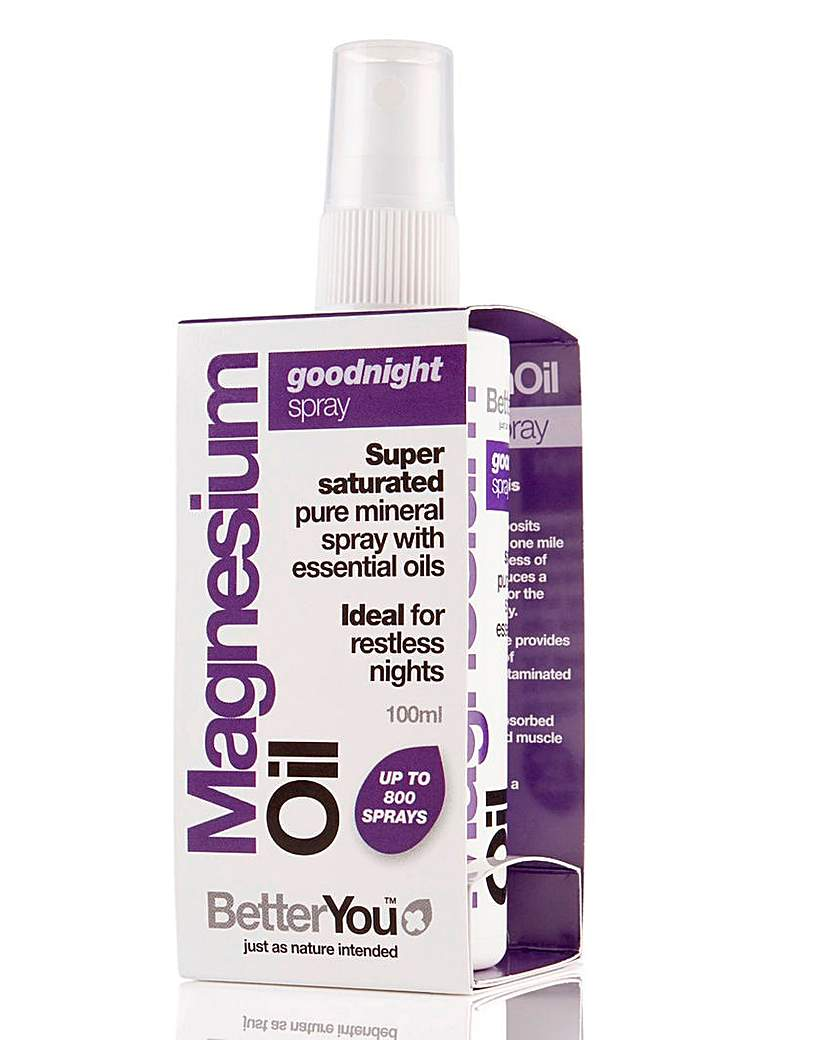 Image of Better You Magnesium Oil Goodnight Spray