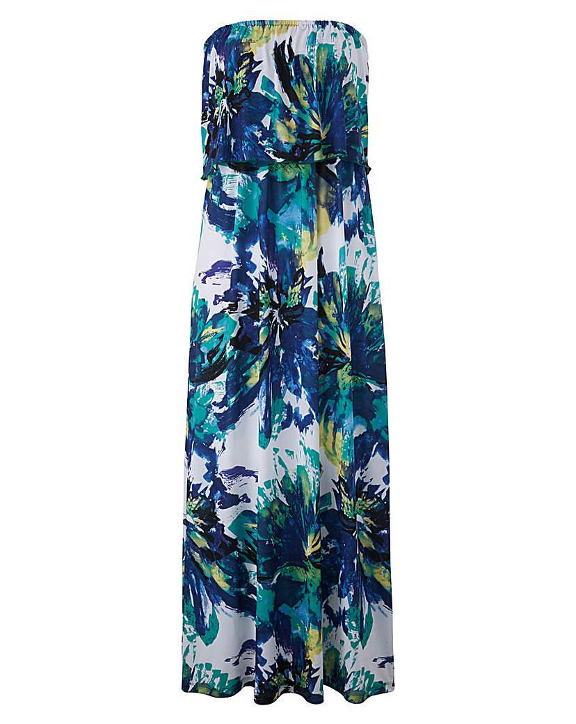 Together Summer Splash Maxi Dress.