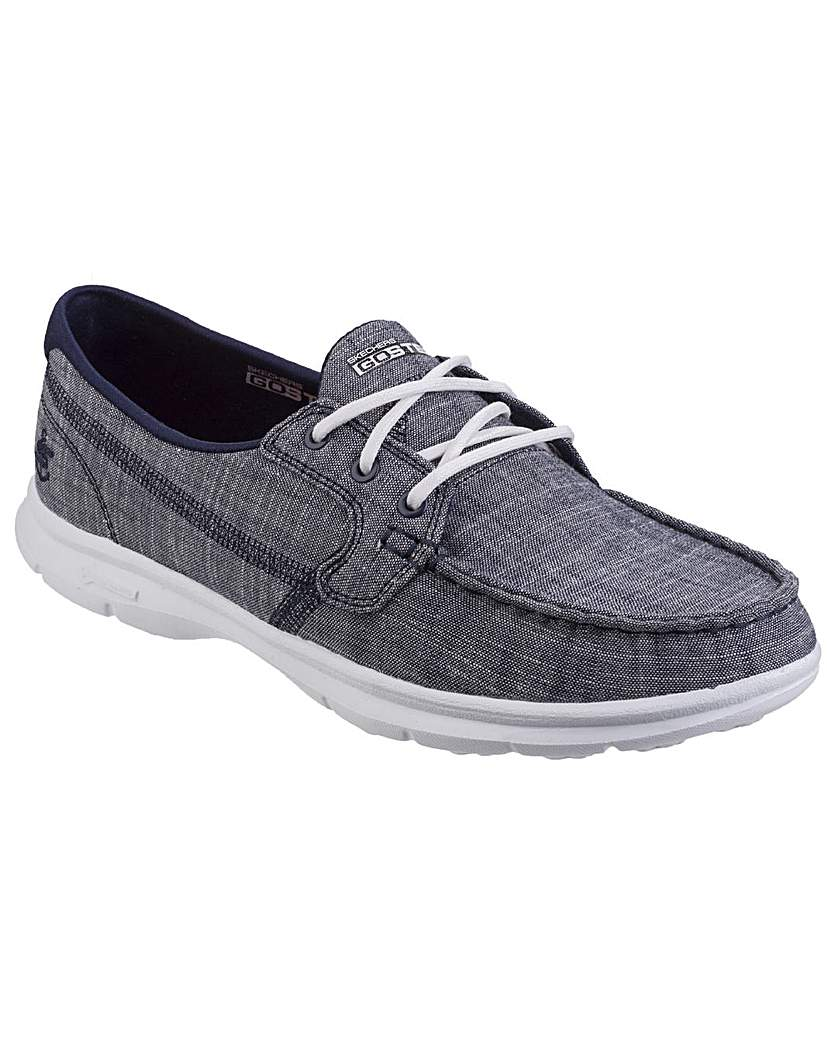 Skechers Go Step Marina - Lace Up Shoe.