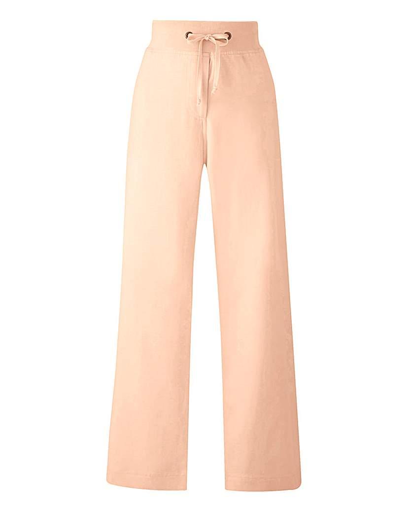 Slouch Linen Mix Trouser Short.