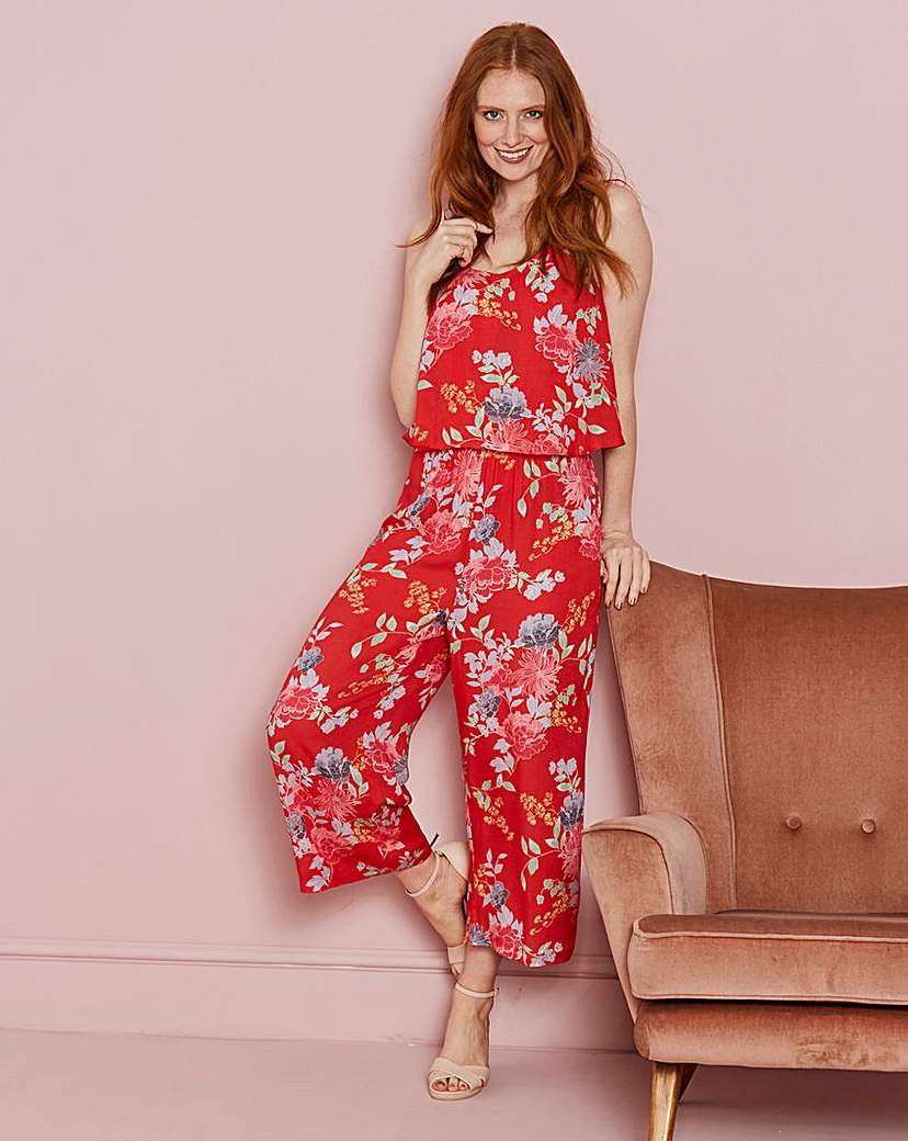 Image of Layer Jumpsuit