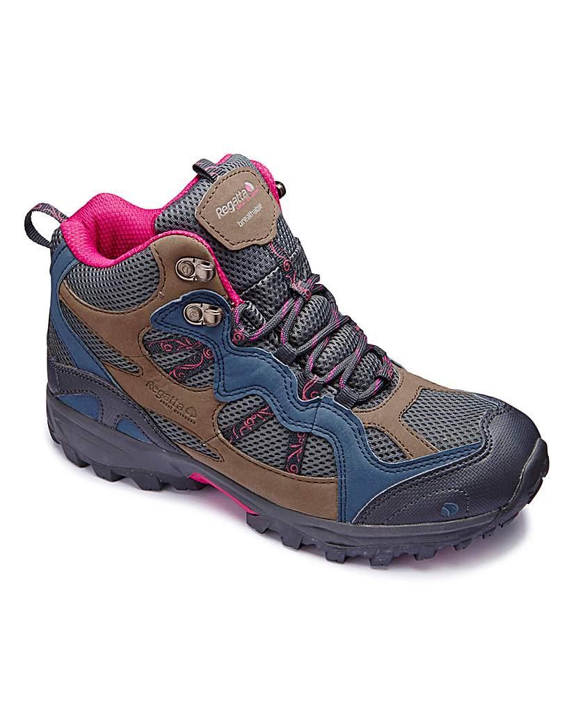 Ladies Regatta Crossland Boots E Fit