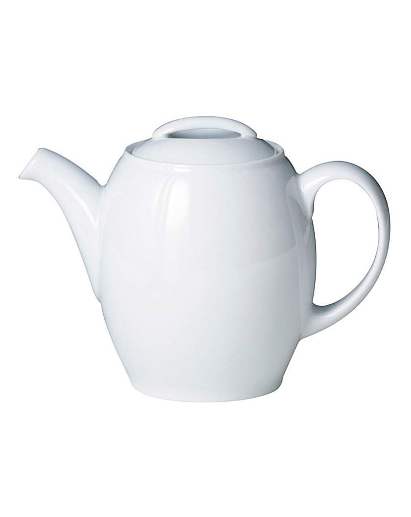 Image of White by Denby Teapot