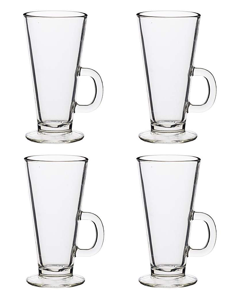 Image of Le'Xpress Traditional Latte Glass