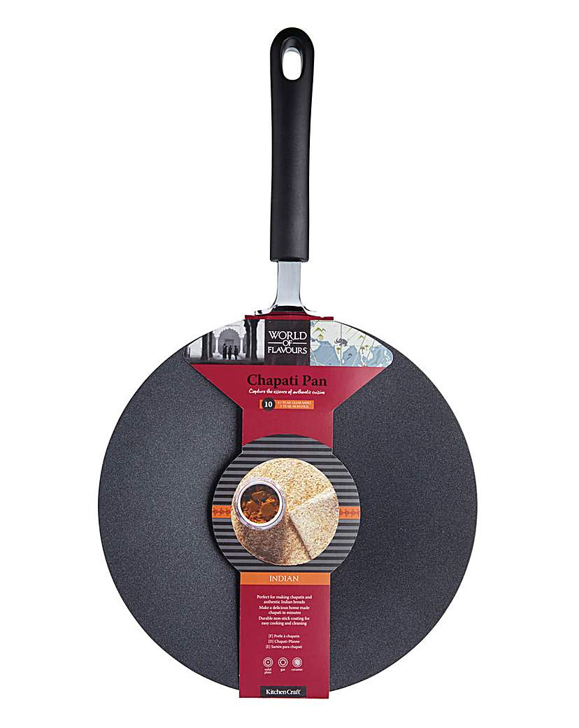 Image of World of Flavours Indian Chapatti Pan