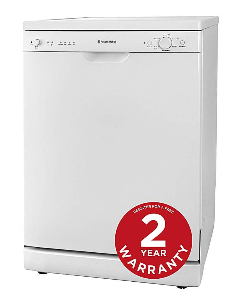 Russell Hobbs RHDW2 Dishwasher White
