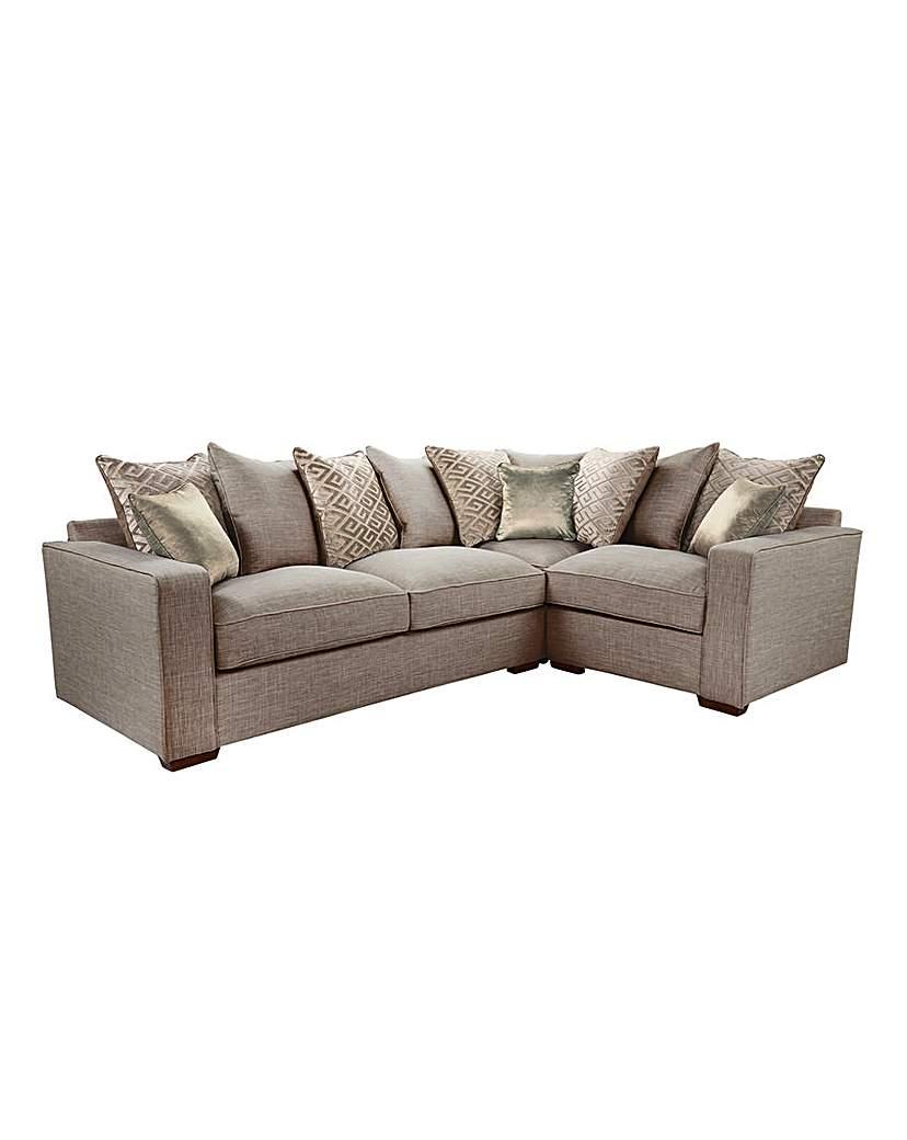 Larissa Right-Hand Corner Group Sofa