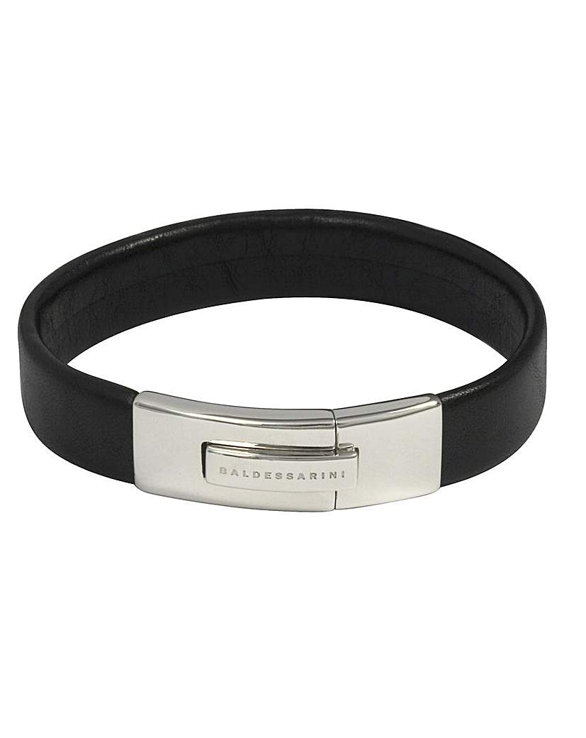 Image of Baldessarini Leather Bracelet