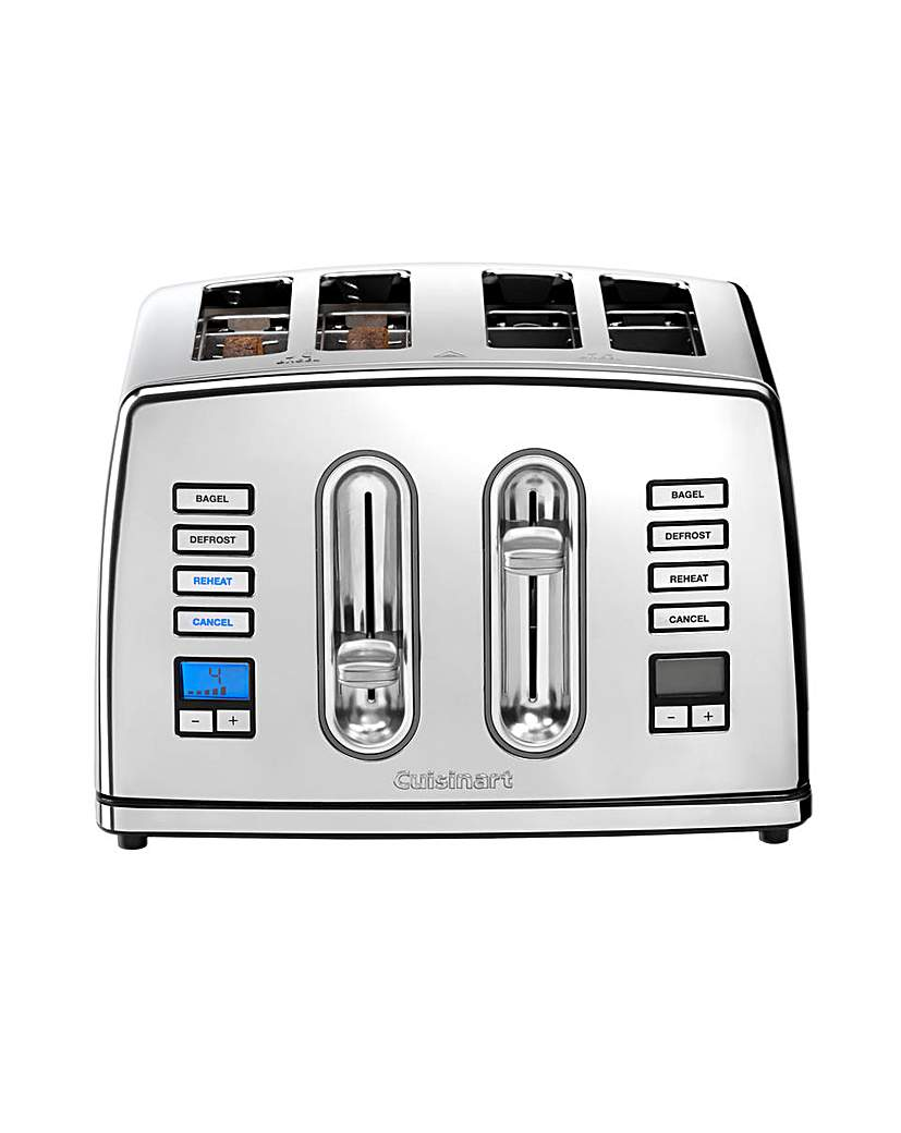 CuisinArt 4 Slice Digital Toaster