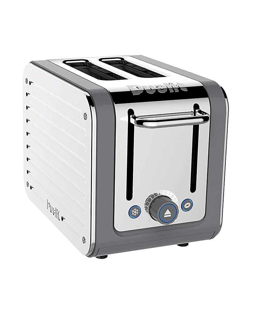 Dualit Architect Grey 2 Slot Toaster
