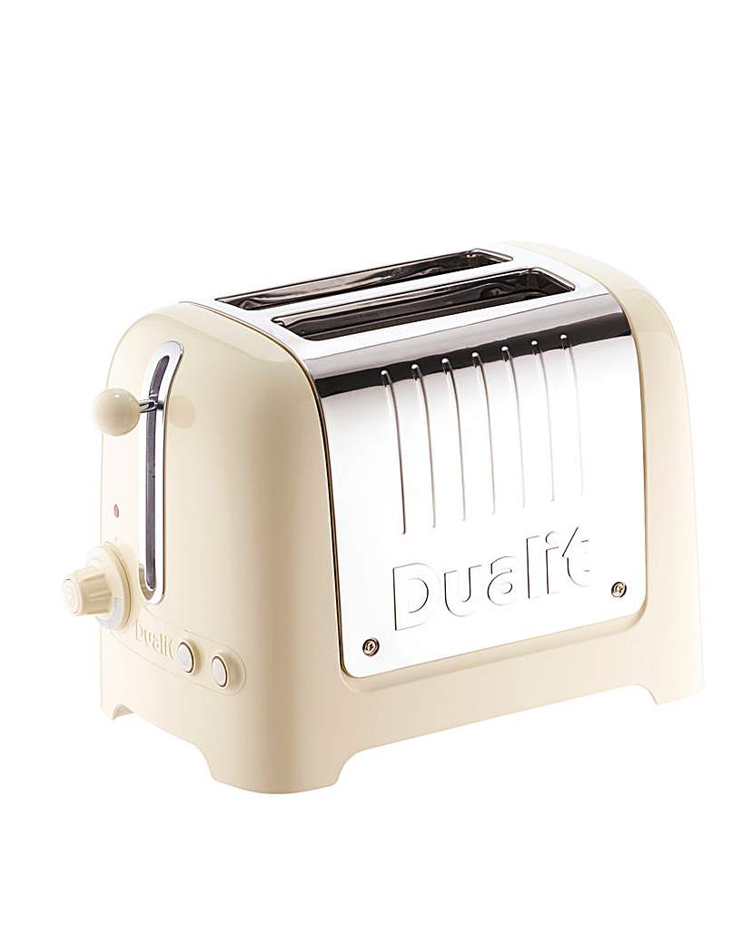 Dualit Lite 2 Slot Cream Toaster