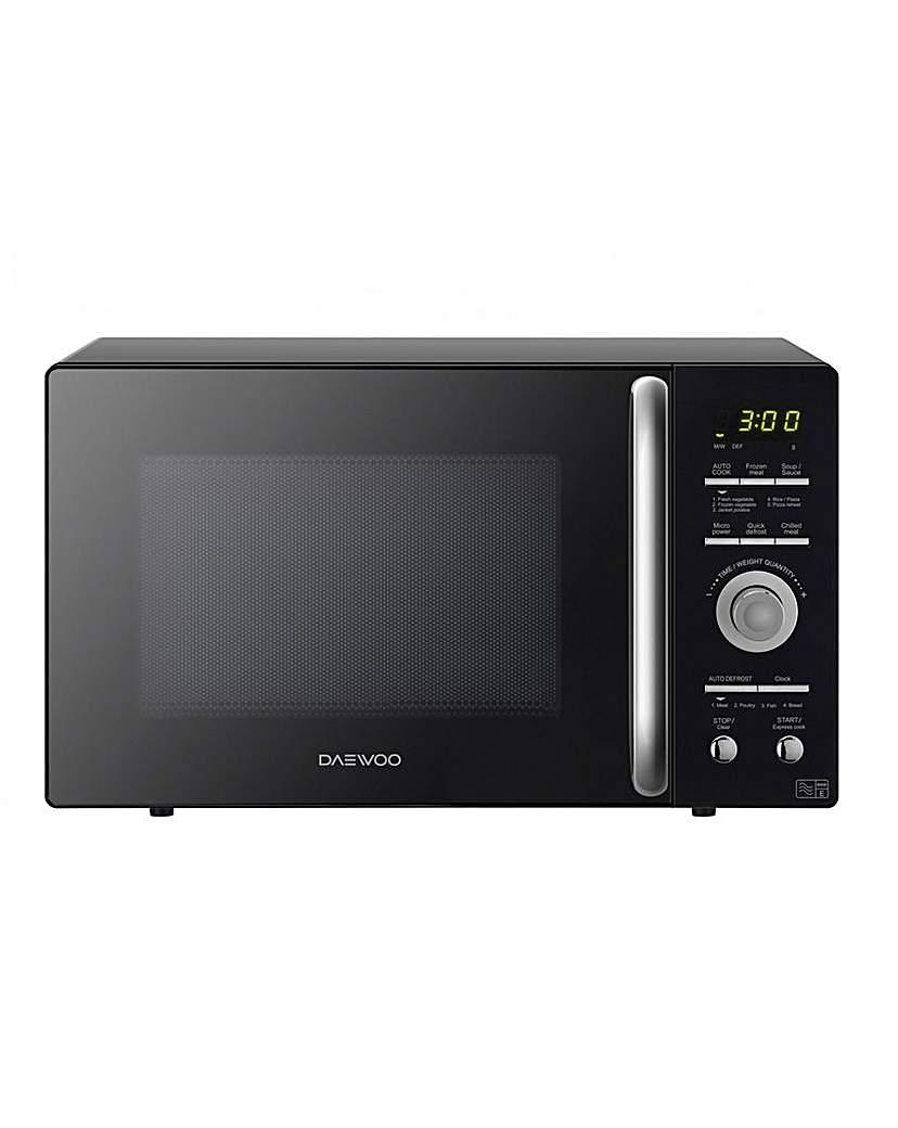 Daewoo 900W 26Litre Dual Wave Microwave