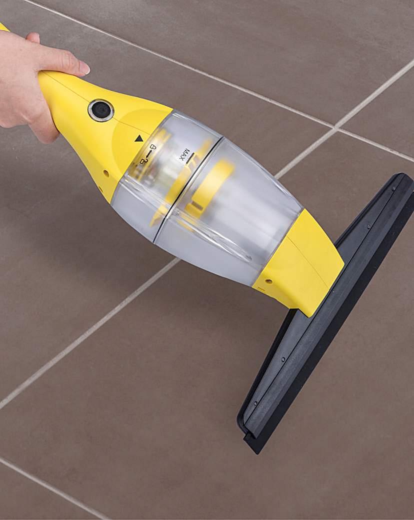 JDW Handheld Window Vacuum Cleaner