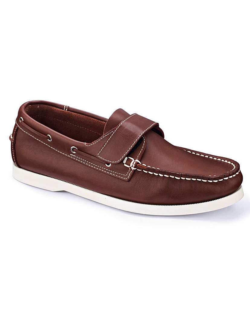 williams brown boat shoes
