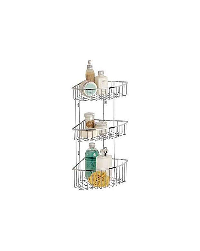 3 Tier Wall Mounted Shower Caddy
