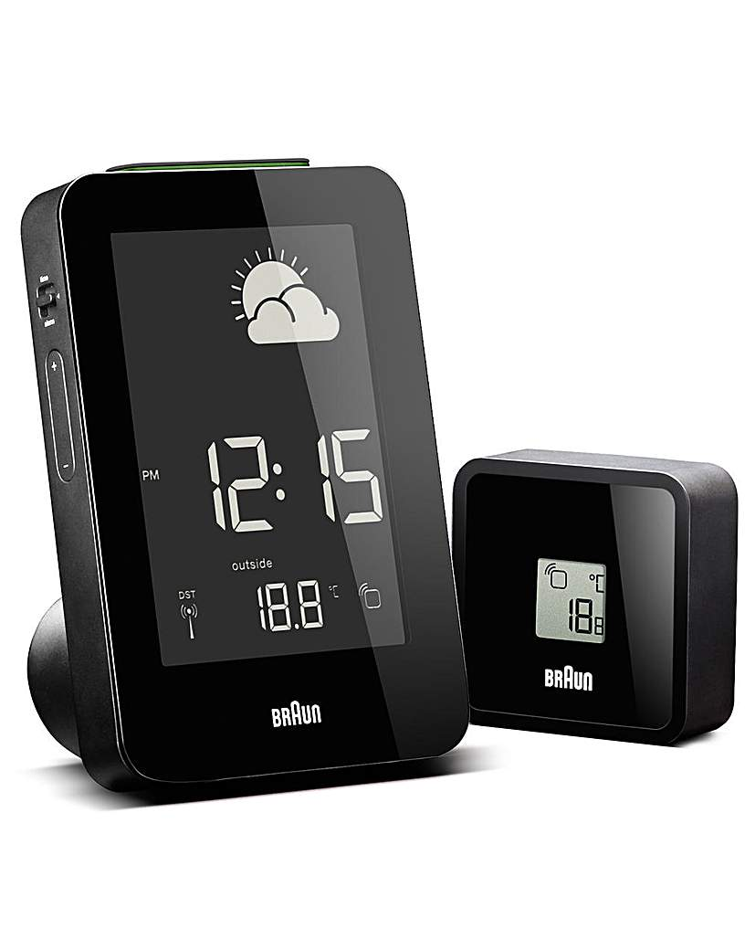 Image of Braun Weather Station Clock