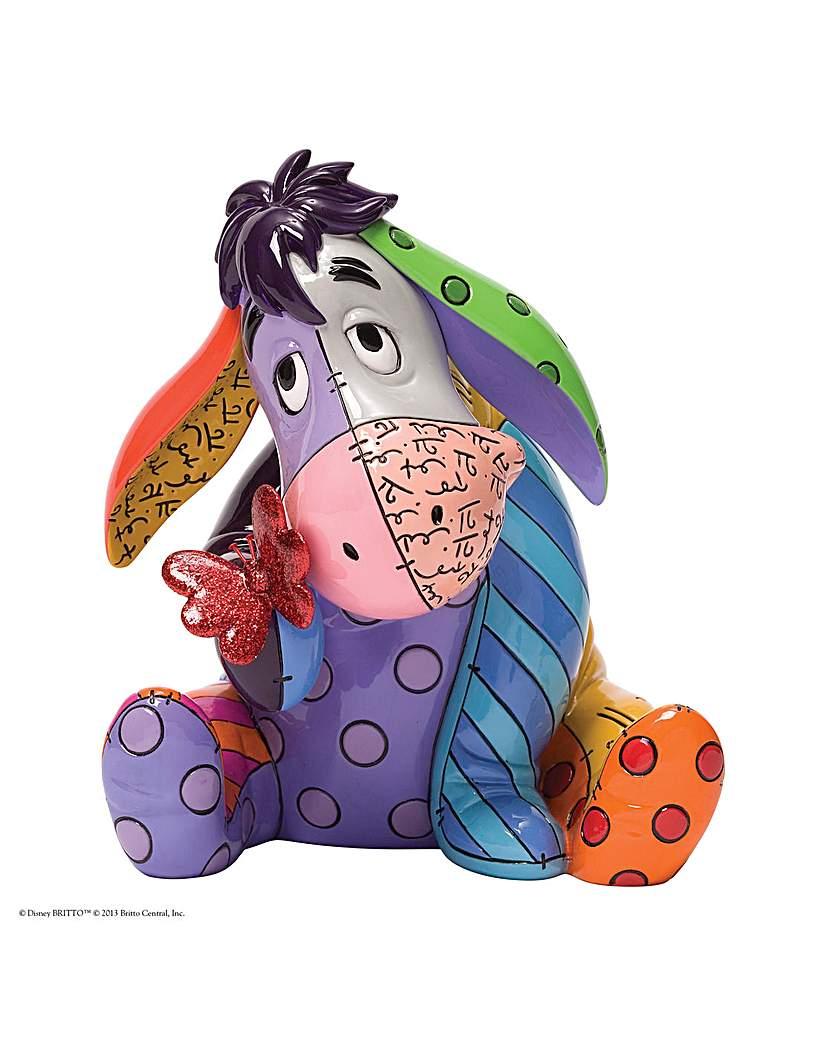 Image of Disney Britto Eeyore Figurine