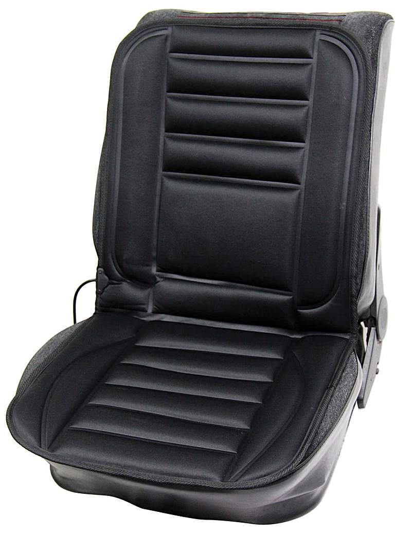 Image of Streetwize 12v Heated Seat Cushion