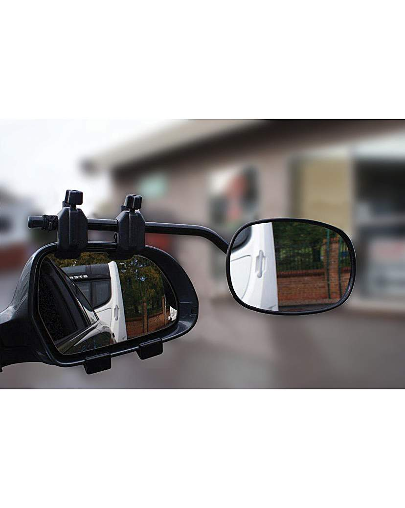 Image of Rock Steady Towing Mirror (Pair)