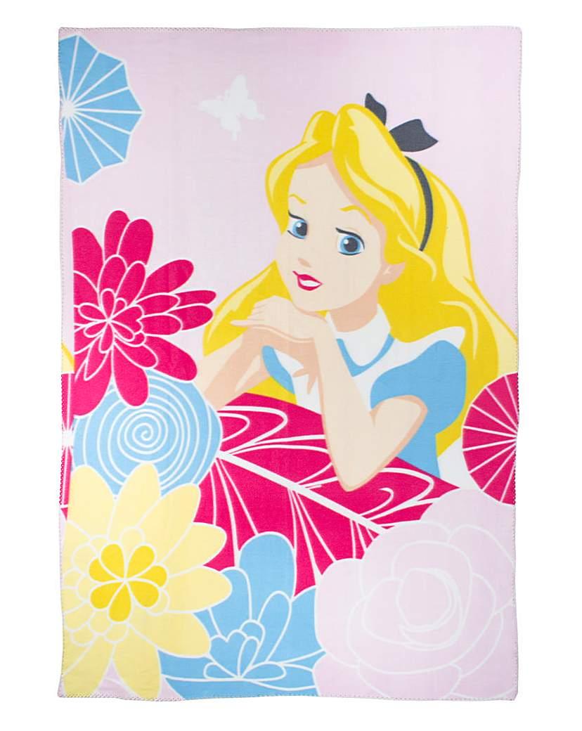 Image of Alice In Wonderland Fleece